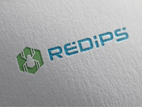 Redips Logo design web design seo seo agency spider icon adobe ilustrator logo vector