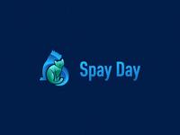 Spay Day Logo Design concept