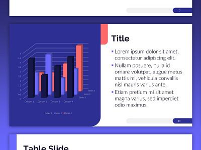 Modern Pitch Deck Design Startup #3 keynote google slides figma trendy flat minimalist ux design ui design branding presentation design ppt presentation pitch deck pitch design modern