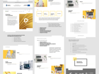 web web  design adobe xd ui ux design