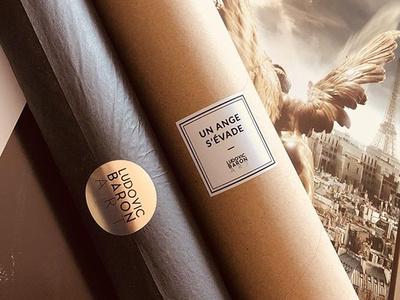 Ludovic Baron - Label Design luxury branding