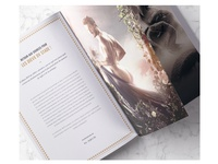 Dieux Du Stade - Editorial design