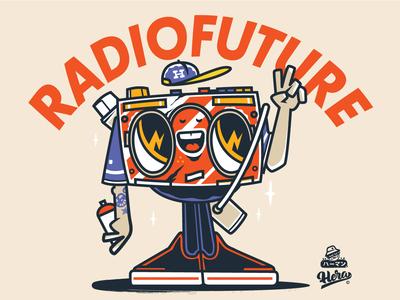 Radiofuture Boombox