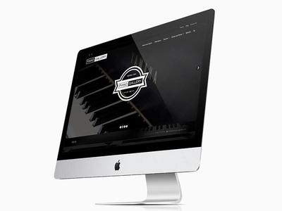 Ogden Piano Gallery Website design website
