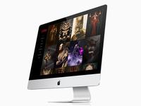 Adam Miconi Website