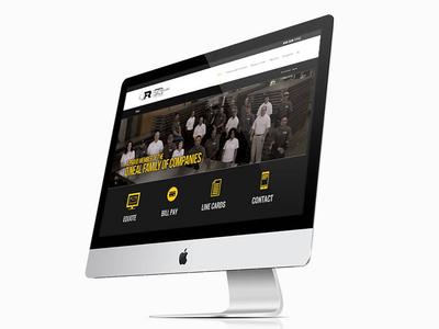OFR Website design website