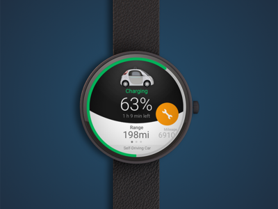 Self-driving Cars for Moto360