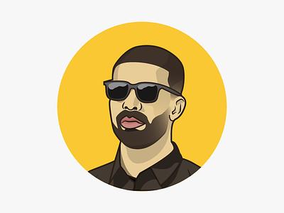 Drake summer16 toronto ovo drizzy illustration vector hotline bling views drake