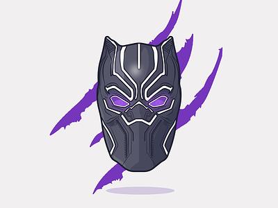 Wakanda Forever illustration avenger infinity war marvel tchalla black panther wakanda