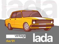 Lada Riva '91