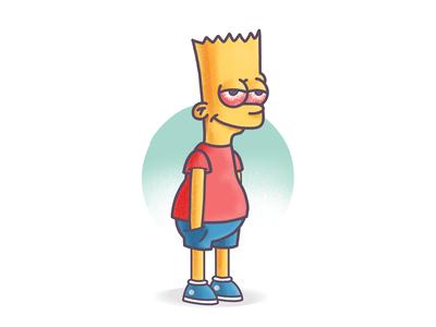 Bart High Simpson
