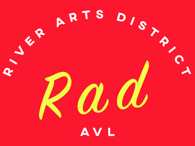 RAD avl asheville ash north carolina nc river arts district rad