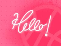 Hello everyone!