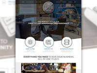 The Hub - A Community Workspace