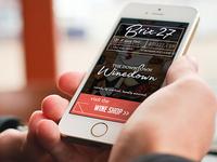 Brix 27 Responsive Website