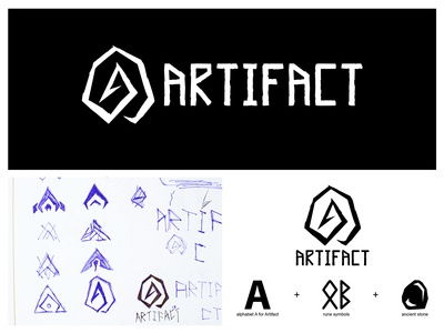 ARTIFACT   Brand Design