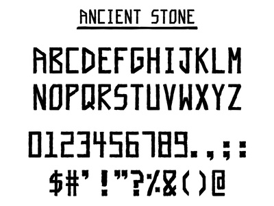 Ancient Stone   for ARTIFACT