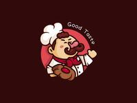 Good Taste   Logo Design