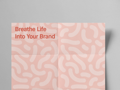 Breathe Life Into Your Brand richmond design packaging mohawk typography branding