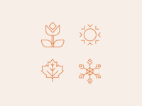 Seasonal Icons