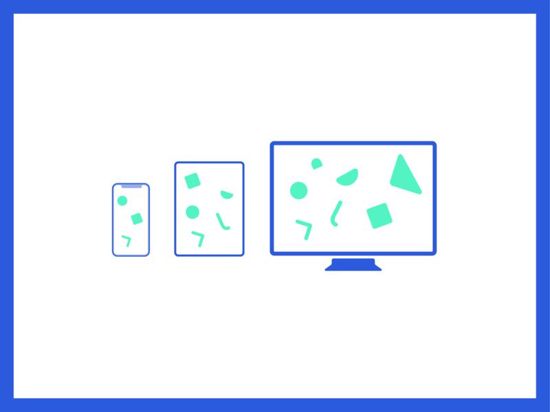 Device Mockups ui richmond design branding illustration