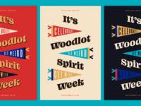 Woodlot Spirit Poster