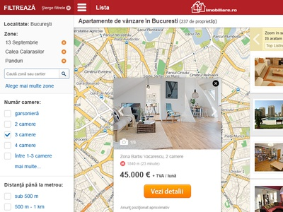 Responsive map web map responsive search real estate property form