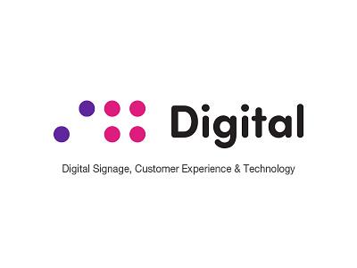 24digital website ui landing page branding shopping mall retail digital signage