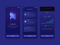 Mobile Ui Ux Finance