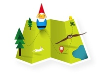 Gnome Map