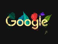 Google Plants Doodle✍️