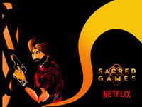 Sacred Games!