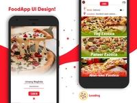 FoodApp UI Design