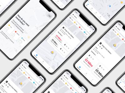 Transport App Concept pt 22