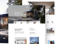 Deluxe Real Estate Website