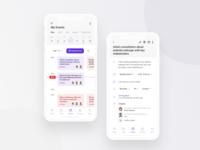 Scheduling App Concept