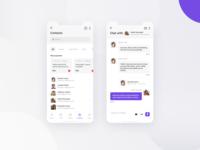 Scheduling App Concept pt2