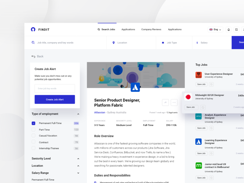 Job Application Designs Themes Templates And Downloadable Graphic Elements On Dribbble