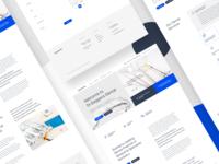 Dental Website Concept
