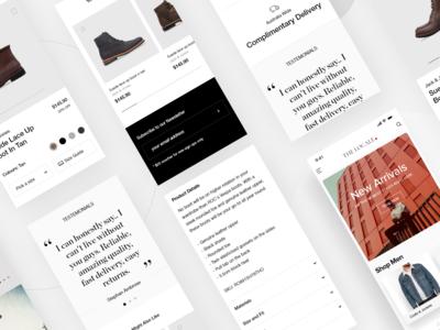 Fashion e-commerce app pt.3