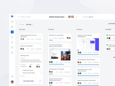 Design Management Dashboard