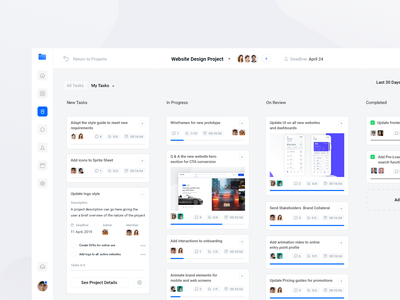 Design Management Dashboard projects users table tasks software cards dashboard ui management design tool search dashboard website minimal app design clean web interface ux ui