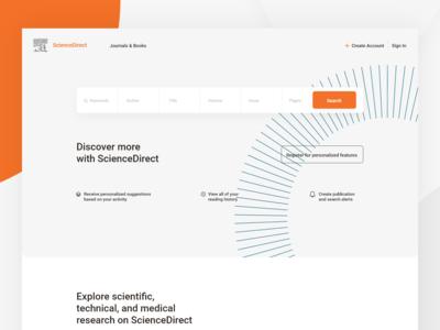 Journal Search Platform