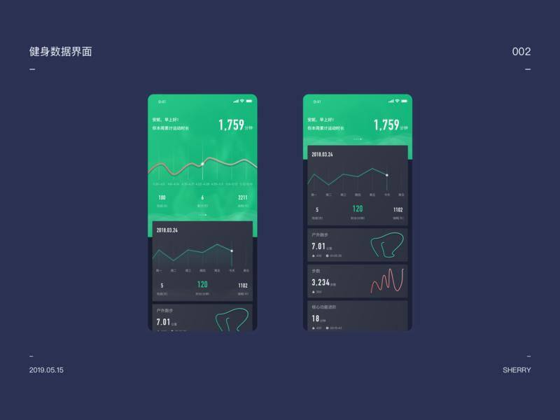 Data design app ui