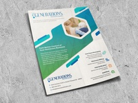 Flyer for Generations Homecare Systems