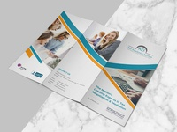 Trifold Brochure for KG Tax Resolution Services.