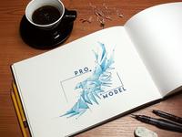 Promodel Logo Concept 2