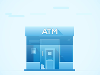 ATM Security | Motion Graphics