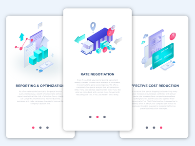 Isometric icons ux user ui ios illustration icons graphics draw design app