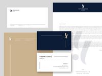 Lawyer - Brand identity